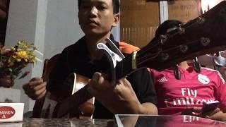 Chuyến tàu hoàng hôn guitar - Nguyễn Viết Cường