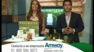 Nutrilite de AMWAY con Galilea Montijo.wmv