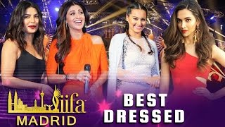 IIFA 2016: Best DRESSED Actresses   Deepika Padukone   Priyanka Chopra   Sonakshi