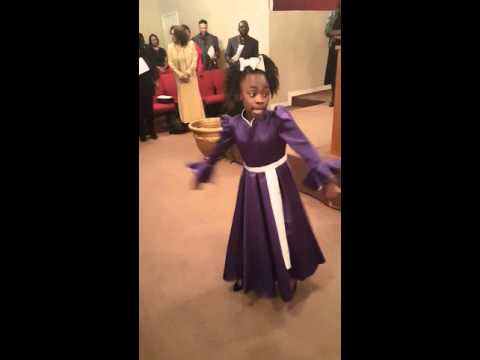 NaJyrae True Worshipper Gordon Praise dancing Tasha Cobbs Put a Praise on It