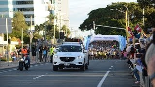 Gold Coast Airport Marathon - Course Route