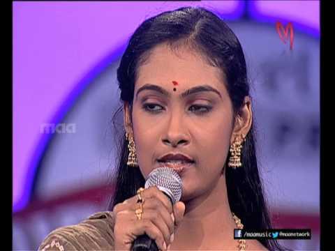 Super Singer 4 Episode 22 : Anjana Sowmya ( Paruvam Vanaga )
