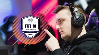 FIFA 18 - FUT Champions Cup Manchester Day 1