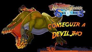 [Masa Guía] Monster Hunter Stories - Como conseguir a Deviljho [Español]