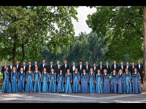 The Moscow State Academic Chamber Choir
