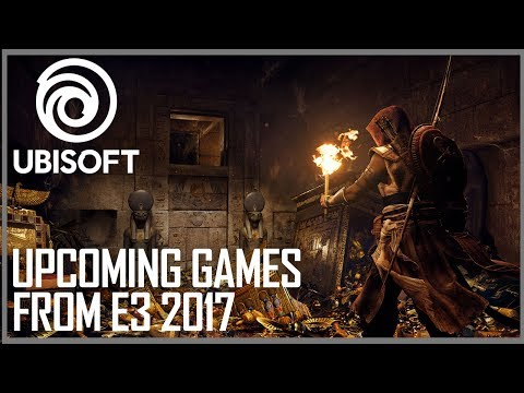 Upcoming Games From E3 2017   Ubisoft