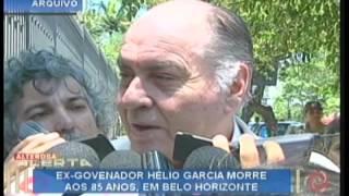 Morre ex-governador de Minas, Hélio Garcia