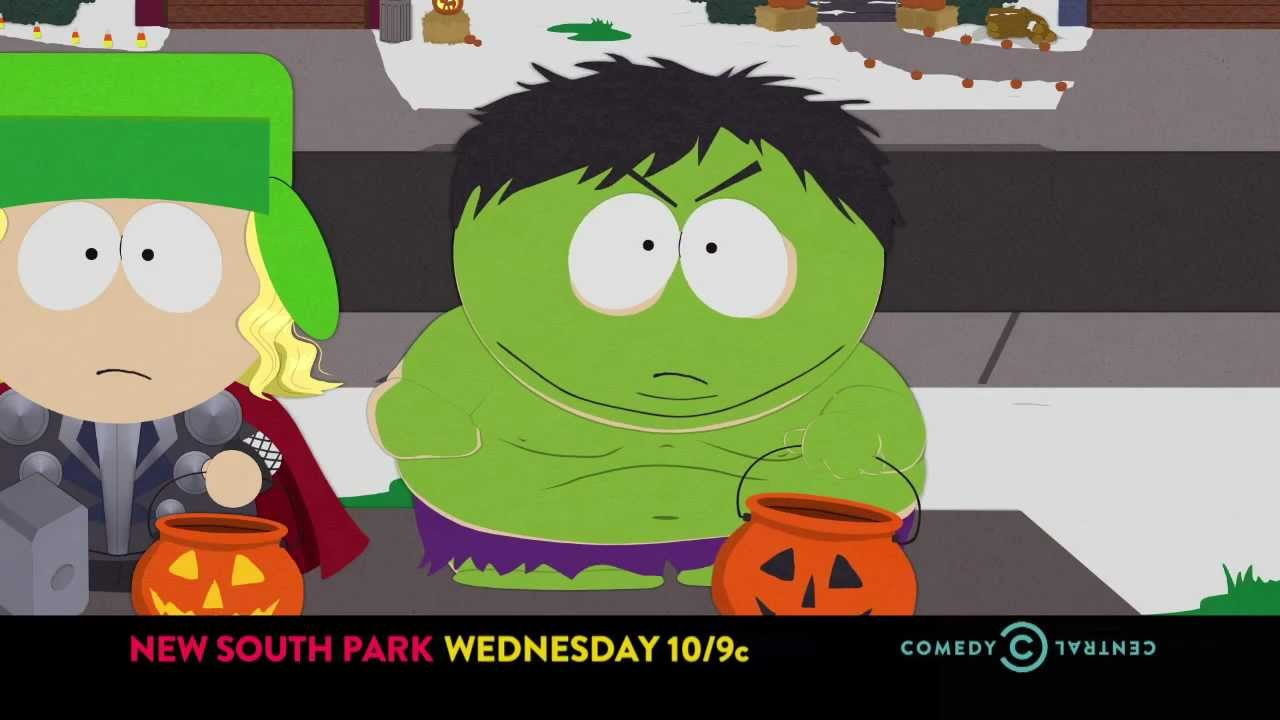 South Park Promo - Trick or Treat - YouTube