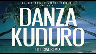 Download Danza Kuduro Official Extended Don Omar ft  Lucenzo, Daddy Yankee  and  Arcángel Dj ProMyk remix