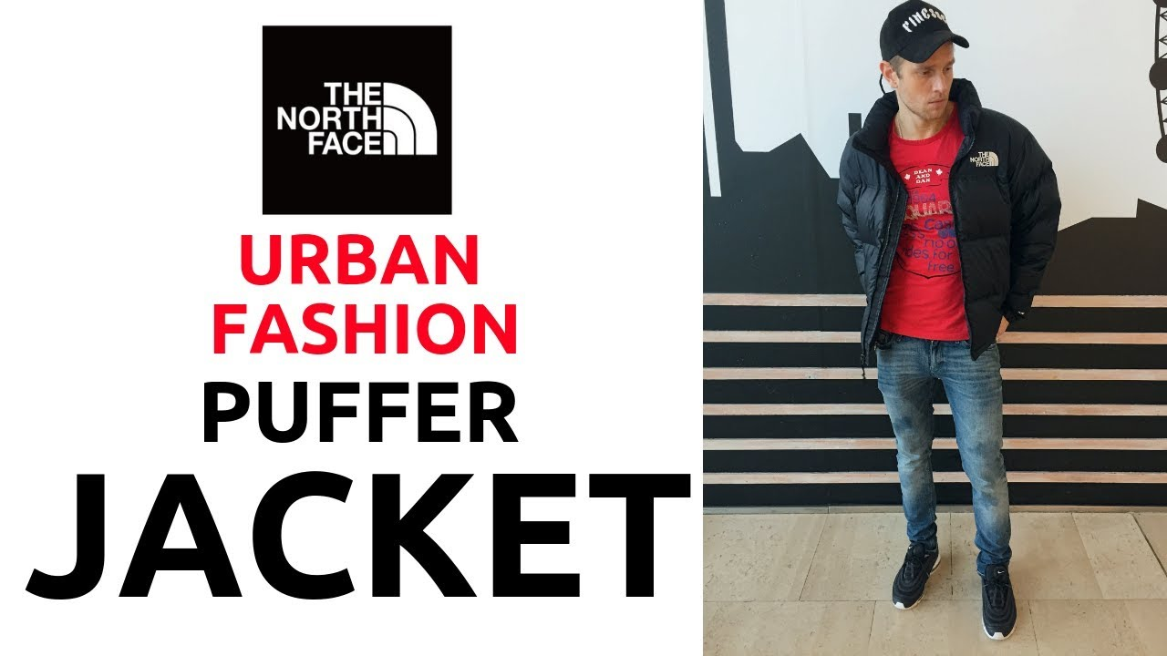856d216ae Urban Fashion 2019 (LONDON EDITION) | The North Face Puffer Jacket | Winter  Fashion
