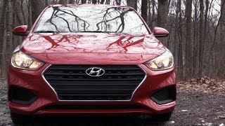 2018 Hyundai Accent Review смотреть