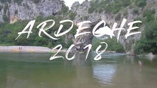 ARDECHE - France Tourism Juin 2018