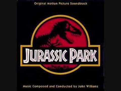 Jurassic Park Soundtrack Track 16