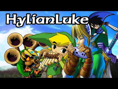 What New Instruments Could Link Play? | HylianLuke's Q & A #2 | HylianLuke