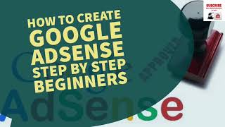 SETUP GOOGLE ADSENSE STEP BY STEP ( Beginners ) By Zee Entertainment & info
