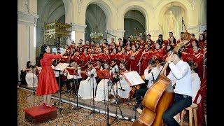 Ca đoàn Đồng Tâm Nhà Thờ Chánh tòa Sài Gòn tạ ơn 40 năm thành lập