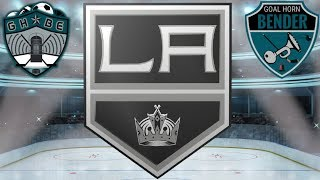 #TBT: Los Angeles Kings 2014 Stanley Cup Overtime Win Goal Horn