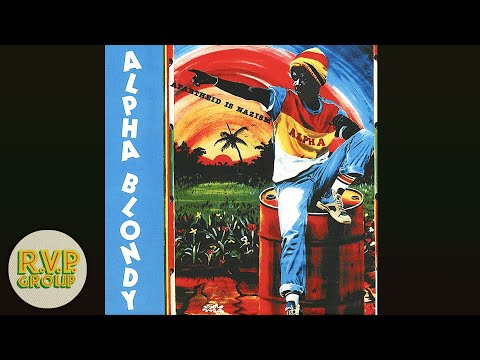 ALPHA BLONDY-APARTHEID IS NAZISM [FULL ALBUM] 1985