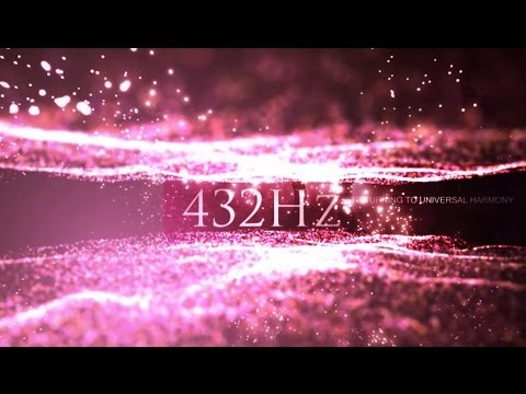 ॐ 432Hz Soothing Tone ॐ Returning to Universal Harmony