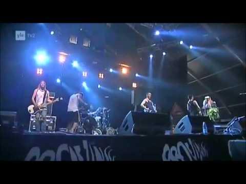 Notkea Rotta - Provinssirock 2012