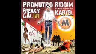 Vybz Kartel - Freaky Gal_Revival (Clean) Pronutro Riddim 2015 {Most Wanted Record}