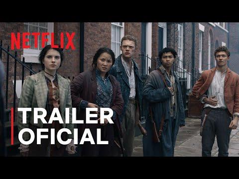 Os Irregulares de Baker Street | Trailer oficial | Netflix