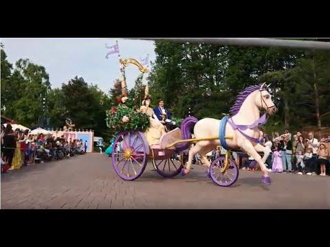 Disney Stars On Parade Disneyland Paris 2019
