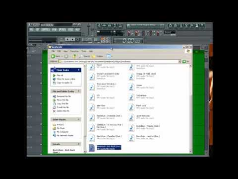 Importing Instrumental (.MP3) Into FL Studio For Recording