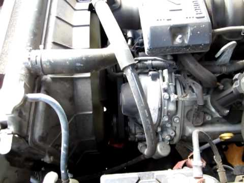 2005 Toyota Tacoma Engine Diagram Tundra Cold Startup Noise Youtube