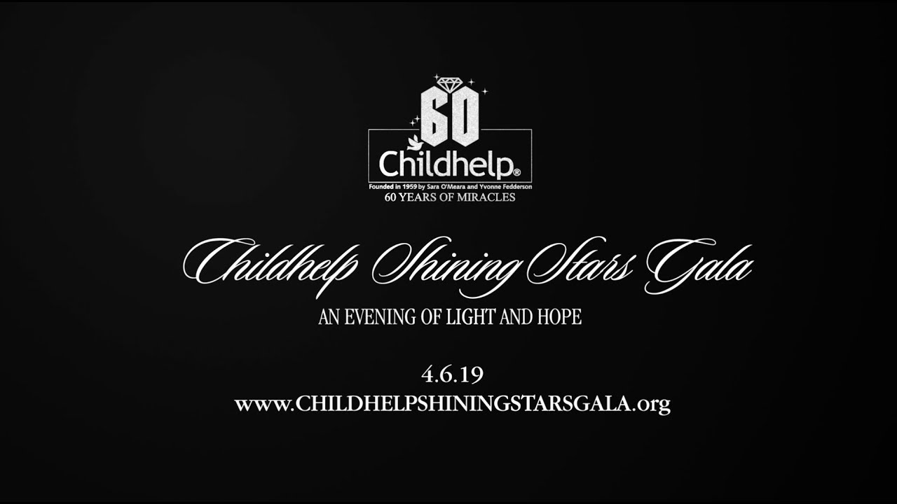 2019 Childhelp Shining Stars Gala