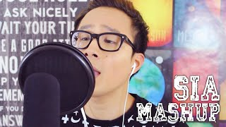 "Sia ""Burn The Pages"" / ""Fire Meet Gasoline"" Mashup Cover (@RosendaleSings)"
