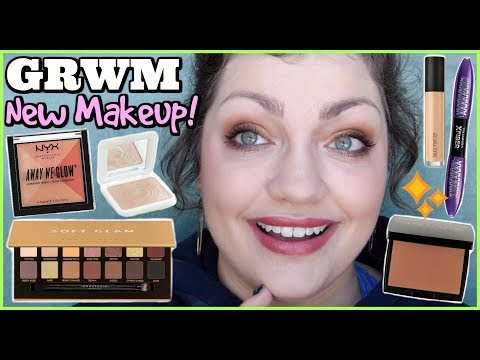 Loads of NEW MAKEUP! | Chatty Get Ready With Me #21