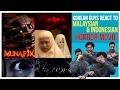 Korean Guys React to Malaysian&Indonesian Horror Movies
