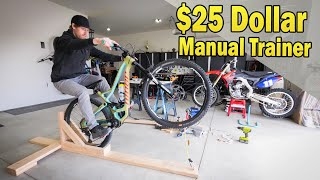 How To Build A Manual Trainer For $25 - DIY