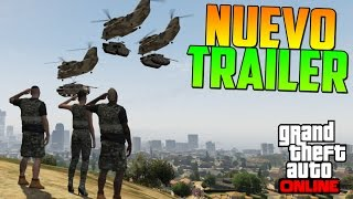 NUEVO TRAILER! GTA V PC 60 FPS (FRAMES)! EN 2 DIAS!! - Gameplay GTA 5 Online PS4