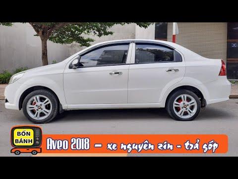 Đời cao giá rẻ Chevrolet Aveo 2018 cũ ô tô cũ trả góp