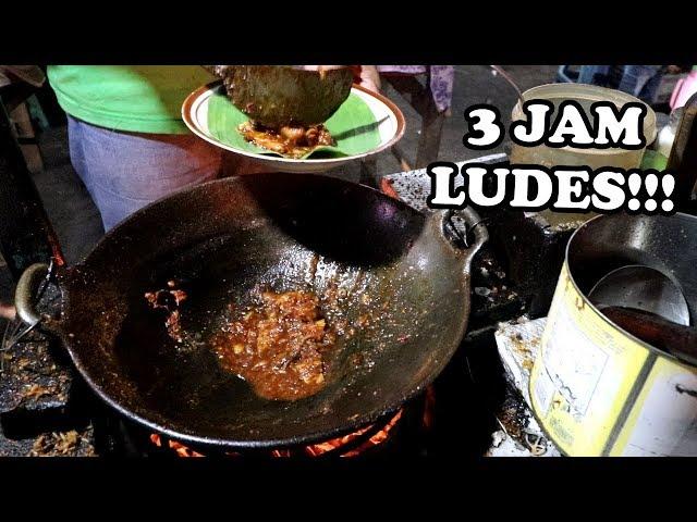 NASI GORENG BABAT GONGSO 3 JAM UDAH ABIS!!!
