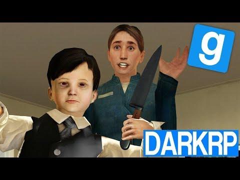L'ENFANT RETROUVE SA MERE !! - Garry's Mod DarkRP