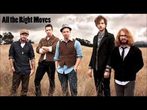 One Reuplic All the right moves Audio