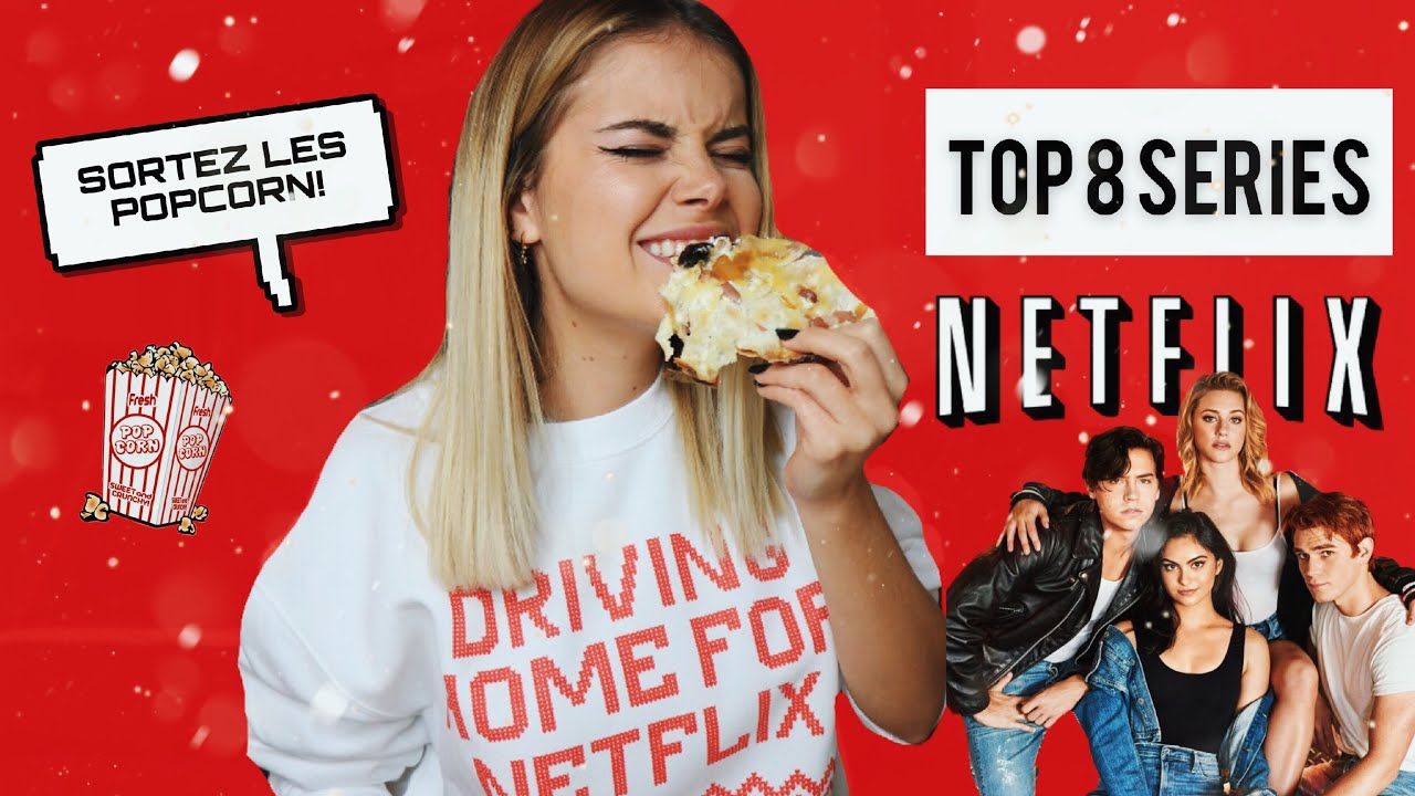 TOP 8 des séries NETFLIX à ne pas rater!
