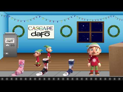 Happy Holidays from the Cascade Dafo Elves