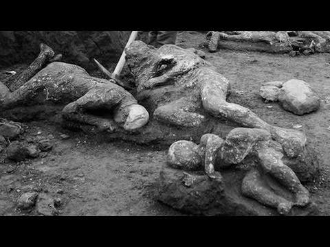 35 Random Facts About Pompeii