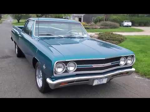 1965 Chevrolet El Camino For Sale  ORIGINALLY FROM ARIZONA