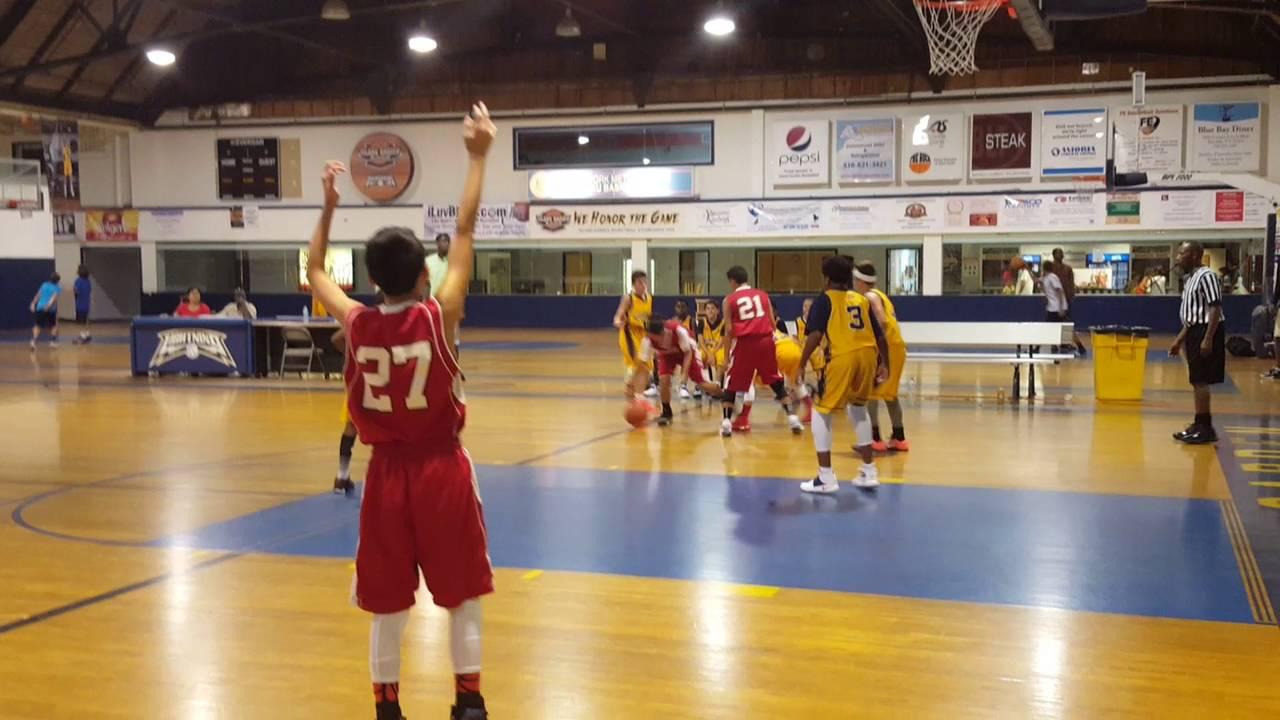 ny titans 12u island garden champion 2016 pt1 - Island Garden Basketball