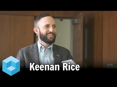 Keenan Rice, Looker - HPE Big Data Conference 2016 - #SeizeTheData - #theCUBE