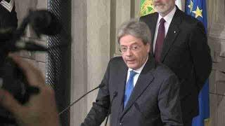 Paolo Gentiloni, nuevo primer ministro de Italia en sustitución de Renzi