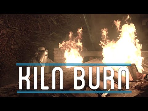 Clay Bottle Kiln Burn   How To Make Everything: Bottle from YouTube · Duration:  8 minutes 16 seconds