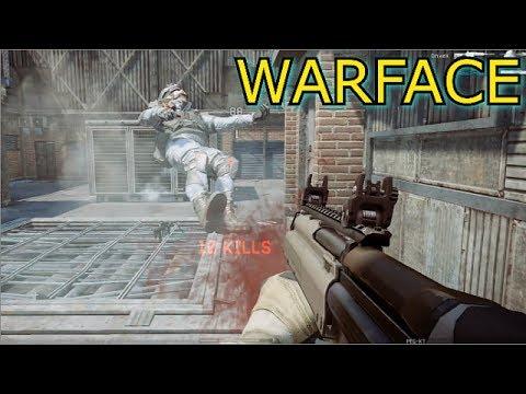 Warface - Best FTP FPS?