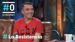 LA RESISTENCIA - Entrevista a Iago Aspas   #LaResistencia 23.10.2019