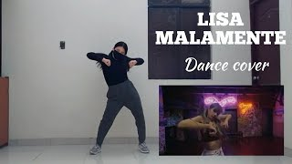 LISA(BLACKPINK)'Malamente'Dance cover Comparison + Dance MIRRORED Bri Everywhere